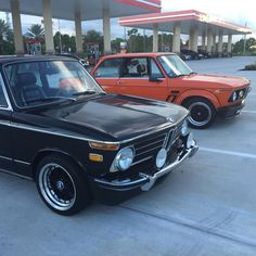 My 1973 BMW 2002 — tjc73: Sunday evening meet up with a very cool...
