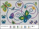 free butterfly pattern  - lots more on this site.