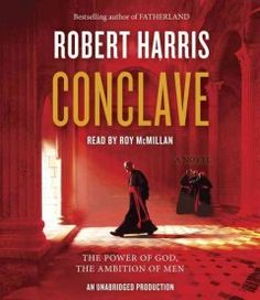 Conclave : a novel - Peabody South Branch