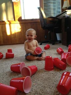 Toby Keith baby picture......