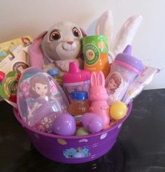 Little tikes swing easter basket for baby amelias 1st easter easter basket ideas for 8 month old girl negle Image collections