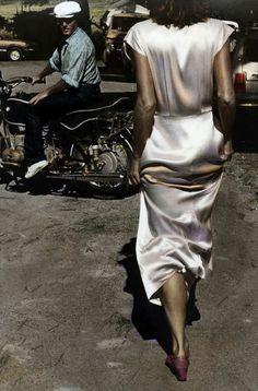 Silk Dress Coming, Ann Rhoney 1982