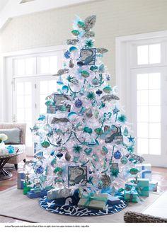 A sparkling, white Christmas. #entertaining #Kohls