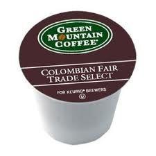 Green Mountain Coffee - Columbian Fair Trade Select...YUUUUMMMM