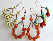 13 Simple Wire Jewelry Making Instructions for Beginners + 10 New Wire Jewelry Tutorials