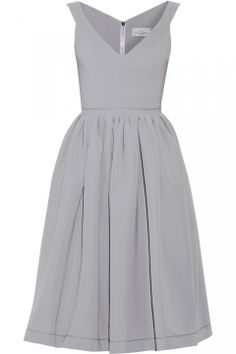 Preen Flo Satin Dress, £940