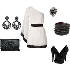 date night....then dancing!!, created by maggiepelts.polyvore.com