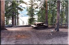 Trapper Springs Campground, Sierra National Forest
