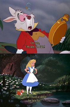 Alice In Wonderland  #movies #quotes