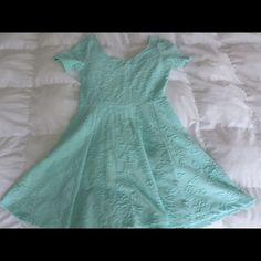 Turquoise floral dress Turquoise floral dress H&M Dresses Mini