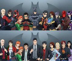 Batman (@batsbr) << saw this and went OH NO no (chorus: noooo) NOOOOO (can't handle it)