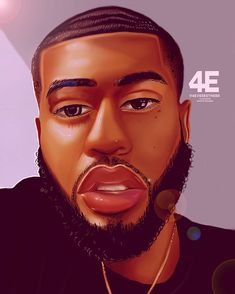 Five Top Short Mens Hairstyles For 2018 Black Couple Art, Black Love Art, Black Girl Art, Black Boys, Black Girl Magic, Black Men, Black Girl Cartoon, Dope Cartoon Art, Half Elf