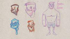 Sketchbook Scribbles on Behance