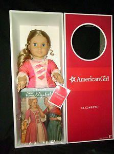 Elizabeth new in box