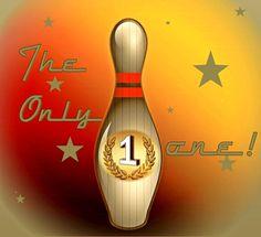 Druckansicht Bowling Logo