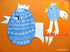 Image result for velikonoční vyrábění s dětmi