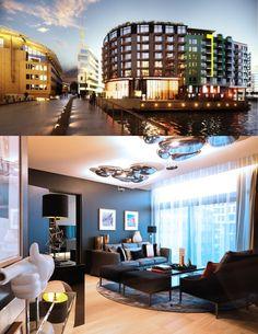 Hotel Penuh Seni di Oslo  - Satu lagi alasan untuk segera mencantumkan Oslo dalam daftar perjalanan Anda sepanjang tahun ini. Design Hotels baru saja meresmikan properti terbarunya, The Thief, yang sekaligus menjadi hotel waterfront pertama…