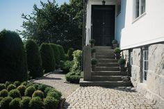Beautiful garden / Villa Tisell Djursholm, Stockholm