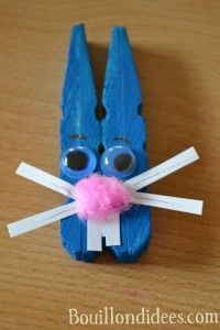 Crazy DIY Clothespin Projects for Reuse Craft Stick Crafts, Preschool Crafts, Crafts For Kids, Diy Crafts, Pasta Crafts, Clothespin Bag, Clothespin Crafts, Wood Peg Dolls, Easter Specials