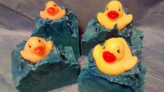 Ducky Soap by PreambleSoap on Etsy
