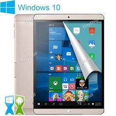 "ONDA V919 Air CH 9.7\"" Retina Screen Windows 10 Android 5.1 Dual OS Intel Atom X5-Z8300 Quad-core 4GB 64GB Tablet PC ETC-486132"