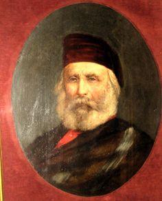 GARIBALDI, collezione privata, Raffaele Casnedi, pittore