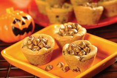 With only two ingredients, this cookie cup recipe is as easy as it gets. - Capper's Farmer Magazine