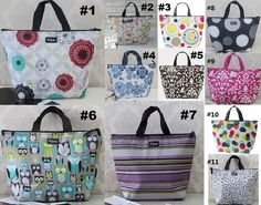 Travel new thirty one thermal pouch organizer Picnic Lunch tote bag 31 gift #NEW #TotesShoppers