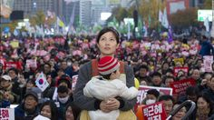South Korean prosecutors to question President Park as protests swell - http://advice2.top/health/south-korean-prosecutors-to-question-president-park-as-protests-swell/