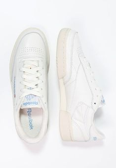 6134303ea420f CLUB C 85 VINTAGE - Sneakers laag - chalk paper white blue red   Zalando.be  🛒