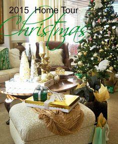 A Stroll Thru Life: 2015 Christmas Home Tours - My Home