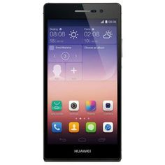 "Смартфон Huawei Ascend P7 P7-L10 черный (51090359)  — 17254 руб. —  смартфон, Android 4.4 экран 5"", разрешение 1920x1080 камера 13 МП, автофокус память 16 Гб, слот для карты памяти 3G, 4G LTE, Wi-Fi, Bluetooth, NFC, GPS, ГЛОНАСС аккумулятор 2500 мАч вес 124 г, ШxВxТ 68.80x139.80x6.50 мм"