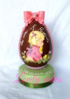 Easter egg SWEET GIRL