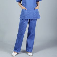 Medical Able Nurses Doctors Scrub Tops Short-sleeved Star Pattern Surgical Hospital Beauty Salon Operating Room Workwear Jacket Cute Clothing Back To Search Resultsnovelty & Special Use