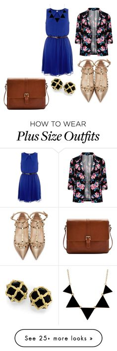 """#193"" by jel1ica on Polyvore featuring Valentino and Joules"