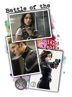 """""""~Battle of the S.H.I.E.L.D. Agents Audition~"""" by seliahna on Polyvore featuring art"""