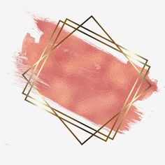 Flower Background Wallpaper, Logo Background, Cute Wallpaper Backgrounds, Watercolor Background, Cute Wallpapers, Fond Design, Rose Gold Backgrounds, Rose Gold Painting, Photo Frame Design