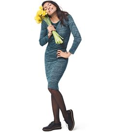 Een goede basic jurk is een aanvulling voor elke garderobe. Combineer met mooie sneakers, een stoer jasje of een fijne ketting en je outfit is compleet. Verkrijgbaar in de winkel of online: