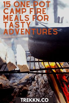 Camping Dishes, Camping Meals, Camping Recipes, Camping Hacks, One Pot Meals, Easy Meals, Spiced Beef, Pork Stir Fry, One Pot Wonders