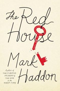The Red House by Mark Haddon #Oprah