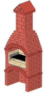 Pe Langa Casa: Gratar de Gradina Rustic din Caramida Brick Patterns, Projects To Try, Bird, Decoration, Outdoor Decor, Home Decor, Woodworking Projects, Bar Grill, Gardens