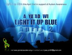 Jamaica supports #Autism Awareness.