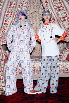 Finally! Pajamas on the runways! See the complete Miu Miu Resort 2017 collection.