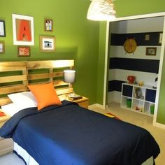 Boys Room Paint Color Design Ideas, Pictures, Remodel, and Decor - page 6