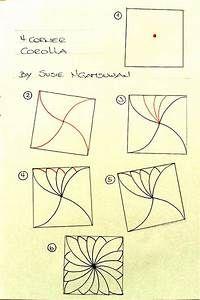 Best 25+ Zentangle patterns ideas on Pinterest | Zentangle ...