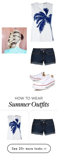 """Summer outfit: Day 14"" by sydney-chapman on Polyvore"