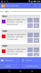 Apklio - Apk for Android: Work Calendar 4.0.19 apk