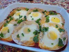 Huevos Rancheros, Gluten Free