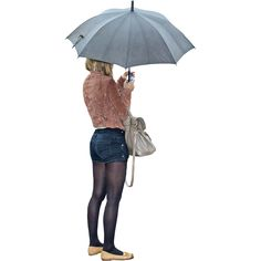 woman in tights texting