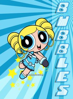 Bubbles in the anime version form~ *V* The most awesome of awesome lol. I finally finished her in the PPGZ She looks even more ownage in this version. *-* At least I think so. Bubbles Wallpaper, Wallpaper Iphone Cute, Girl Wallpaper, Galaxy Wallpaper, Cute Wallpapers, Powerpuff Girls D, Powerpuff Girls Wallpaper, Power Pop Girl, Super Nana
